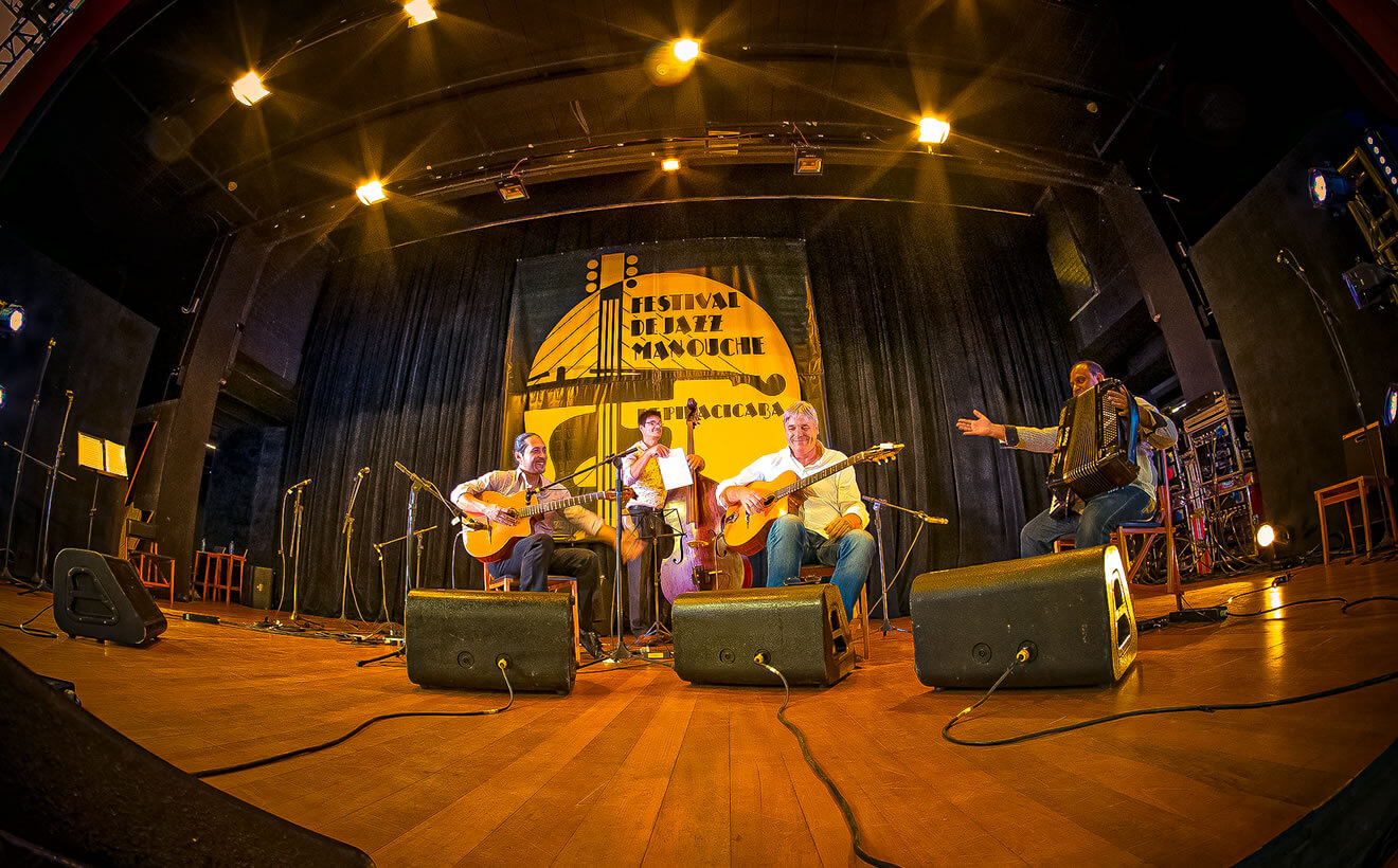 Festival de Jazz Manouche - Foto